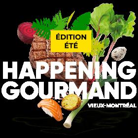 Happening Gourmand – Édition Été!