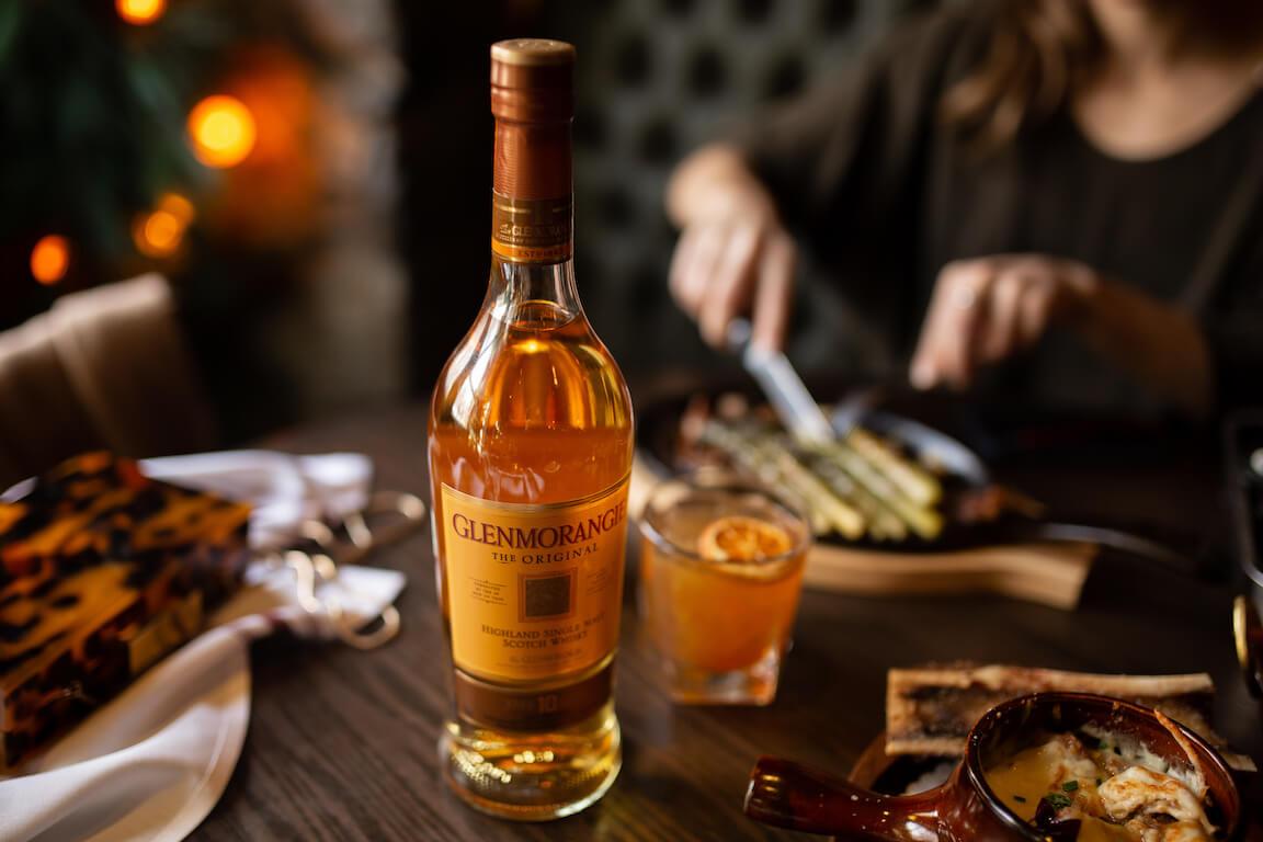 Whiskey Glenmorangie 10 ans